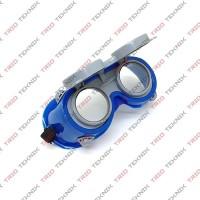 Kacamata Las/Welding/Safety Buka Tutup C-Mart