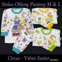 Velvet Piyama Anak Bayi M Circus