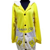 Korean Hoodie Jacket – Happy Spongebob - JT392A
