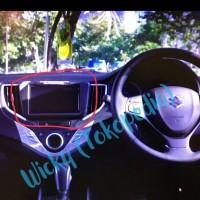 Frame HU Panel Tape Suzuki Baleno 2017 Asli SGP Original Suzuki