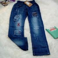 harga Celana Jeans Panjang Anak Laki Laki Impor Cool Murah 6-12 Thn Tokopedia.com