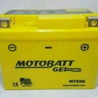 Aki Motobatt MTZ5S utk motor Honda Beat, Vario, Scoopy, Spacy