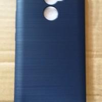 soft case Huawei Y7 prime motif carbon (black)