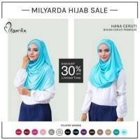 Hijab Kerudung Jilbab Hana Ceruti Instan AS3