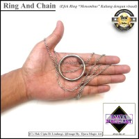 Ring And Chain - Art | Alat Sulap
