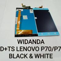 LCD+TS Lenovo P70/P70A Black&White