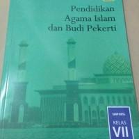 Buku Agama Islam Kelas 7 Revisi 2017