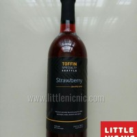 Sirup Toffin flavoured syrup strawberry minuman cafe