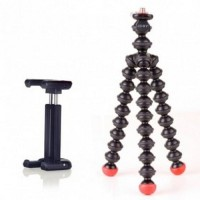 Joby GripTight GorillaPod Magnetic with Standard Mount Black/Red