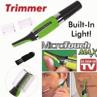 Harga alat rumah tangga Micro Touch Max As Seen TV   alat cukur inovatif | WIKIPRICE INDONESIA