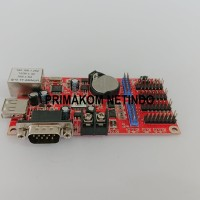 Controller TF-M6NUR LED LAN USB Serial Videotron Running Text LED Disp