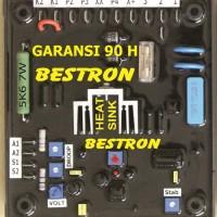 (Sale) AVR GENSET UTK STAMFORD TYPE : SX440 & MX341