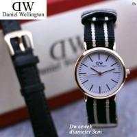 (Dijamin) Jam Tangan Wanita DW paket EVY1781 - Model A Free Black