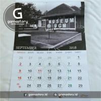 Kalender Dinding 2018 UGM Best Seller