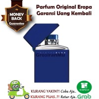 Parfum Ori 100% Zippo Into The Blue Original Unik Limited Edition