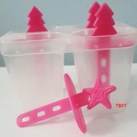 MD005 4Pcs Ice Mold Cetakan Es Puding Lolipop Es Krim Ice Cream Buah J