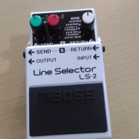 efek boss ls 2 line selector