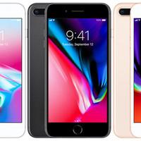 Ready BNIB Iphone 8 + Plus 256 GB 256GB Sliver Garansi Resmi Apple