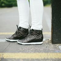 Nike Sky Hi Dunk Wedges Joli Black