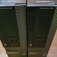 PC KOMPUTER BUILTUP SECOND DELL 380 CORE I3