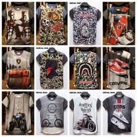 Jual Paket Kaos 3D dan non-3D Full Print Thailand Murah