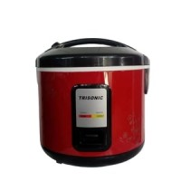 RICE Cooker TRISONIC sd 1,8 Liter PALING BESAR Spt cosmos philips