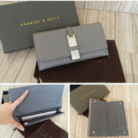 dompet cnk charles and keith ori original wallet pedro zara aldo guess