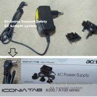 Charger ADAPTOR ACER ICONIA TABLET A100 A101 A200 A500 A501 T1310