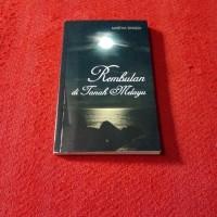 NOVEL - REMBULAN DITANAH MELAYU by MARTHA SINAGA