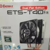 ENERMAX ETS T40 FIT DUAL FAN COOLER