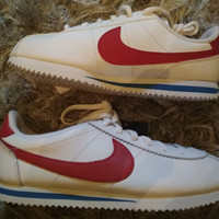 NIKE CORTEZ (FOREST GUM) AND NIKE CORTEZ SPECIAL ANNIV (WITH PIN) ATNC