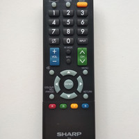 Remote TV LCD /LED merk sharp dijamin ORI 100%