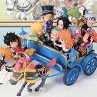 Ichiban Kuji Online 20th One Piece Special Blue ver