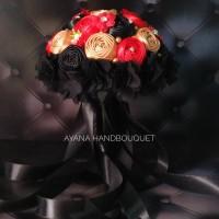 PROMO! Bridal Handbouquet / Bunga tangan pengantin