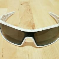 Kacamata Oakley Oil Rig White Original BNOB