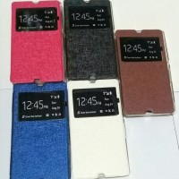 flip cover/case cover/leather case hp sony xperia z c6603