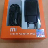 Charger Original Xiaomi Redmi 3X/travel Adapter 10w/cassaan hp/charger