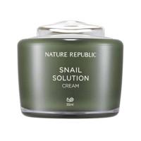 Nature Republic Snail Solution Cream