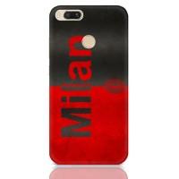 AC Milan Soccer Font E0938 Xiaomi Mi A1 / Mi 5X Custom Case