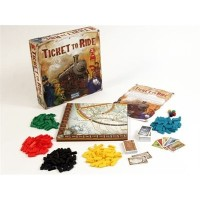 PlayEat BoardGame Ticket To Ride