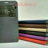 new Xiaomi Redmi 3X Xiomi Ume Flip Cover leather Case Sarung Handphone