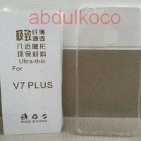 new Vivo V7+ V7Plus V7 Plus Case Jellycase Silicon Silikon Case Hp