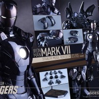 HOT TOYS Iron Man Mark 7 Stealth MISB