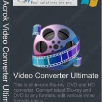 Acrok Video Converter Ultimate For Windows