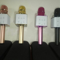 Jual Mic Karaoke Smule Bluetooth Q7 Murah