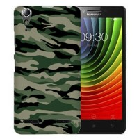 Casing Hp Army Militer Lenovo A6000/A7000 Custom Case