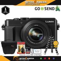 Panasonic Lumix DMC LX100 Paket Murah