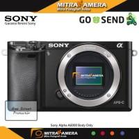 Sony Alpha A6000 Body Only Berkualitas