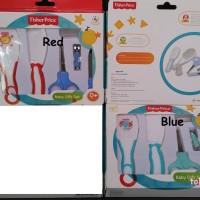 Jual Fisher Price Baby Gift Set kado hadiah bayi sisir gunting kuku Murah