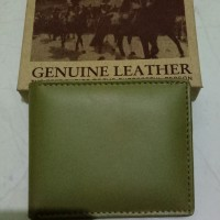 Dompet pria kulit asli garut 100%